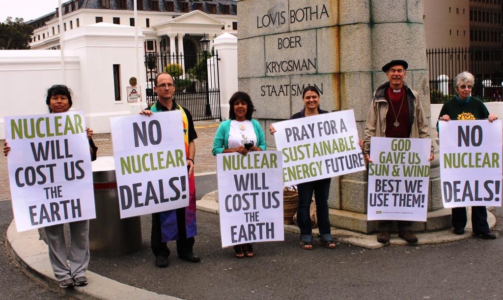 Nuke Vigil Baha'i Christian