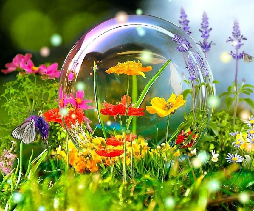 spiritual spring campaign